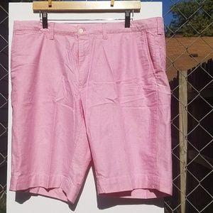 Polo Linen Shorts